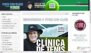 Tenis con Clase . Guillermo Vilas